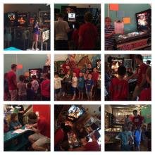 Pinball Summer Camp 2015